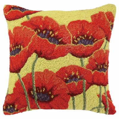 Poppy Fields Pillow