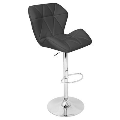 Jubilee Adjustable Stool in Black