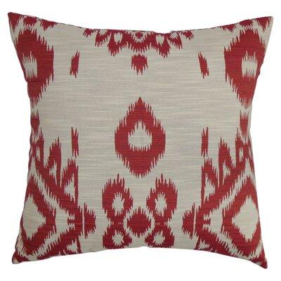 Slinash Cotton Throw Pillow