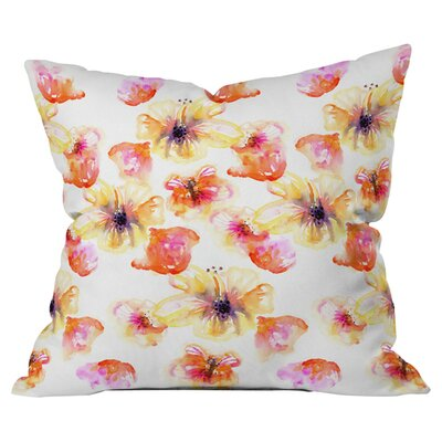 Marta Spendowska Spring Outdoor Throw Pillow