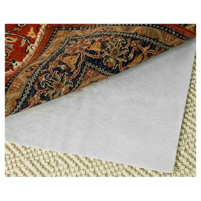 Carpet-on-Carpet Rug Pad Rug Size: 4' x 6'