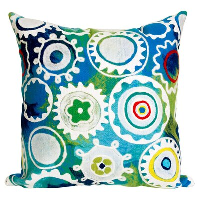 Azura Indoor/Outdoor Pillow Size: 20 x 20