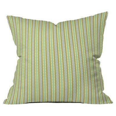 Sabine Reinhart Jeeval Throw Pillow Size: 20 H x 20 W x 5 D