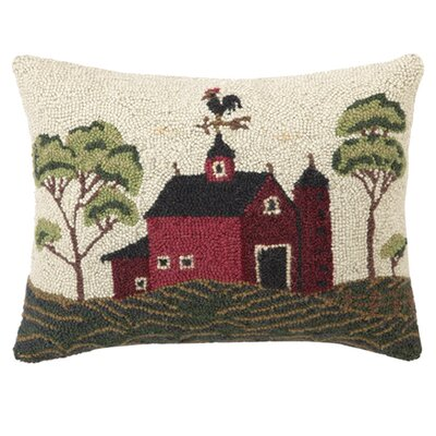 Barn Lumbar Pillow