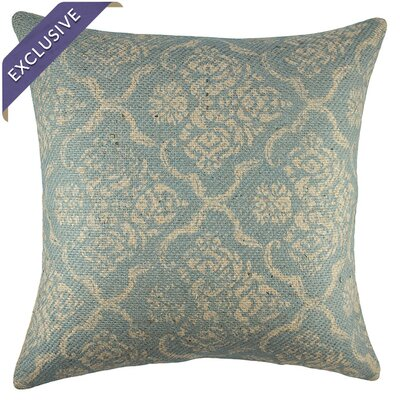 Erika Pillow in Blue
