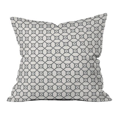 Holli Zollinger Trellis Outdoor Throw Pillow