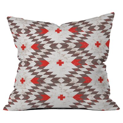 Holli Zollinger Native Rustic Outdoor Throw Pillow