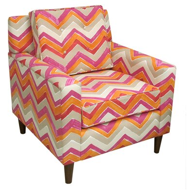 Flamenco Polyester Arm Chair