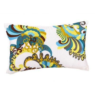 Stones II Linen Lumbar Pillow