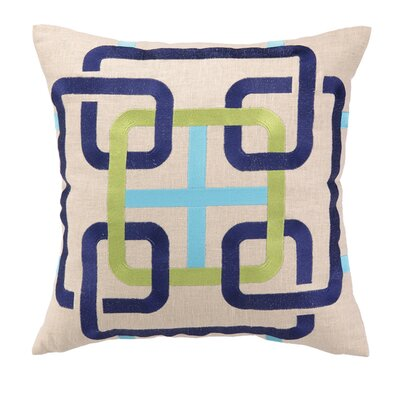 Marina Linen Throw Pillow