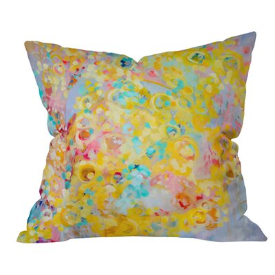 Stephanie Corfee Sugar Outdoor Throw Pillow