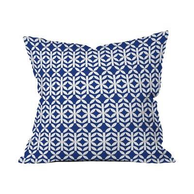 Holli Zollinger Copenhagen Outdoor Throw Pillow Size: 18 H x 18 W x 5 D