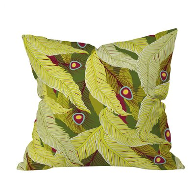 Sabine Reinhart Kimaya Outdoor Throw Pillow