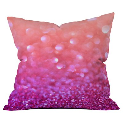 Lisa Argyropoulos Berrylicious Outdoor Throw Pillow