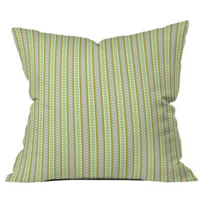 Sabine Reinhart Jeeval Throw Pillow Size: 18 H x 18 W x 5 D