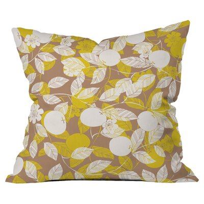 Aimee St Hill Branch Outdoor Throw Pillow