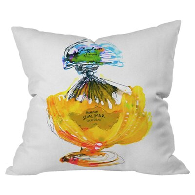 Marta Spendowska Shalimar Outdoor Throw Pillow