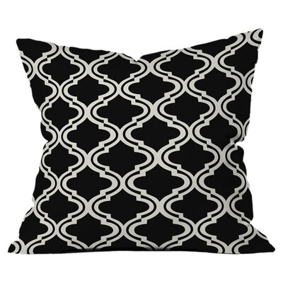 Mary Beth Freet Geo Diamonds Outdoor Throw Pillow