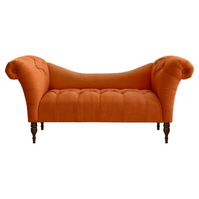 Victoria Tufted Settee