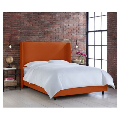Coventry Upholstered Panel Bed Size: Queen