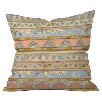 Bianca Lost 1 Throw Pillow Size: 20 H x 20 W x 5 D