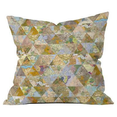 Lost & Found Outdoor Throw Pillow