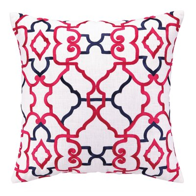 Courtney Cachet Camille Linen Throw Pillow