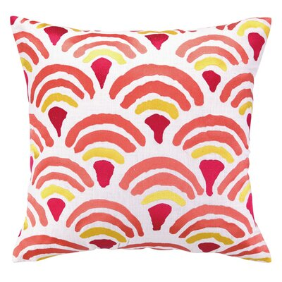 Courtney Cachet Harper Linen Throw Pillow