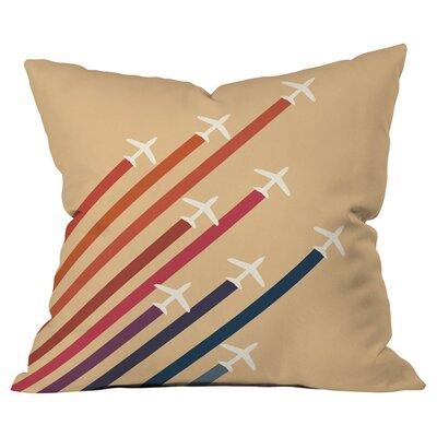 Budi Kwan Aerial Display Outdoor Throw Pillow