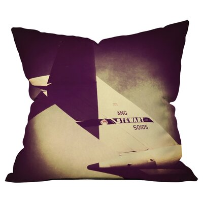 Ballack Art House Air Play Outdoor Throw Pillow