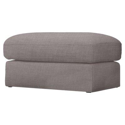 Cameron Ottoman Upholstery Color: Gray