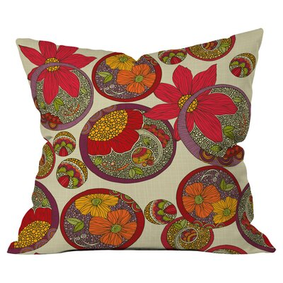 Valentina Ramos Zoe Outdoor Throw Pillow