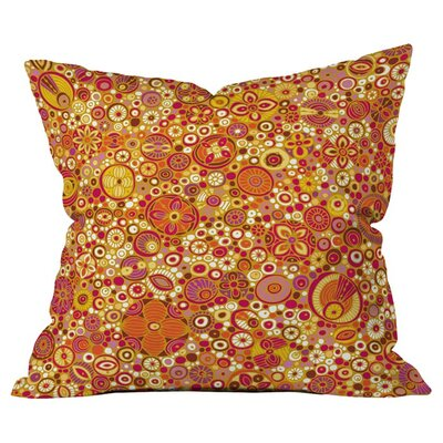 Valentina Ramos Juno Outdoor Throw Pillow Size: 16 H x 16 W x 5 D