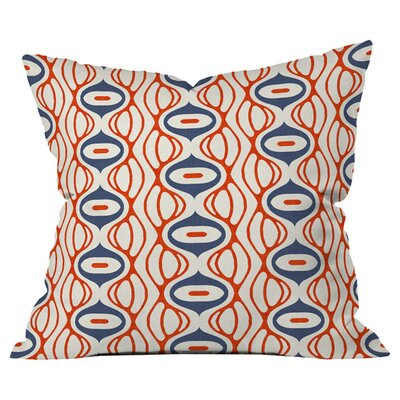 Holli Zollinger Mod Raindrop Outdoor Throw Pillow