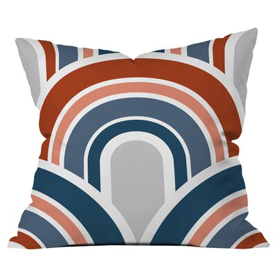 Caroline Okun Independence Outdoor Throw Pillow
