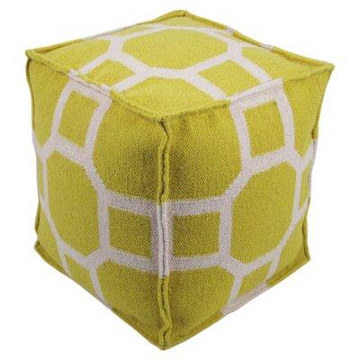 Asha Ottoman Upholstery: Lemon