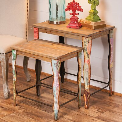 Ashbury 2 Piece Nesting Table Set