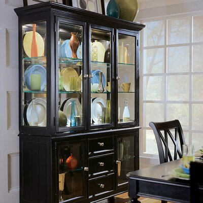 Weylyn Lighted China Cabinet
