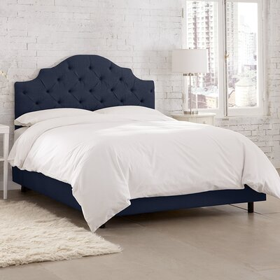 Russell Upholstered Panel Bed Size: Twin