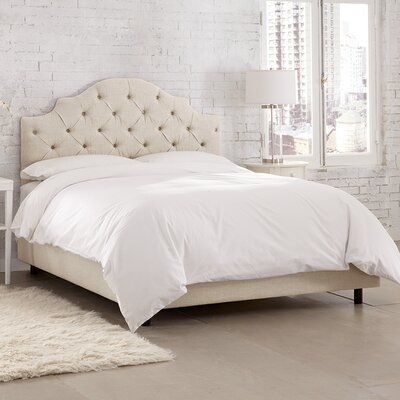 Costello Upholstered Platform Bed Size: King