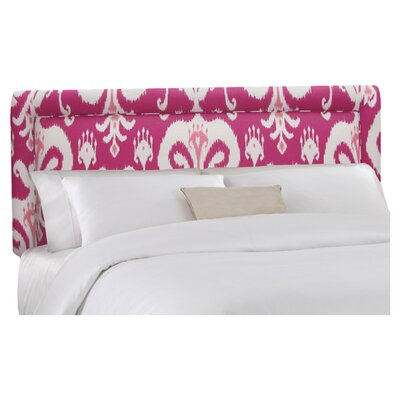 Mahar Polyester Upholstered Headboard Size: King