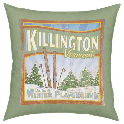 Killington Throw Pillow