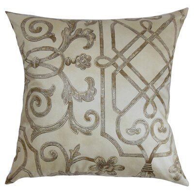 Cynthia Cotton Throw Pillow
