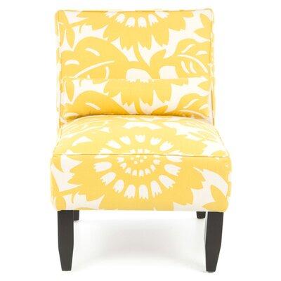Gerber Slipper Chair Color: Sun Gold
