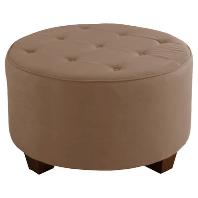 Colworth Tufted Cocktail Ottoman