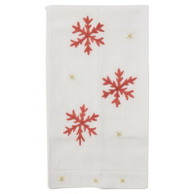 Snowflake Hand Towel