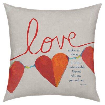 Unbreakable Thread Pillow