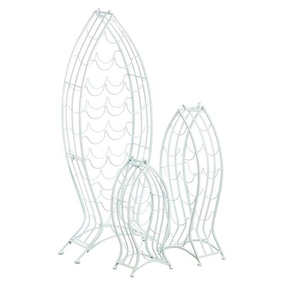 3-Piece Poisson Wine Rack