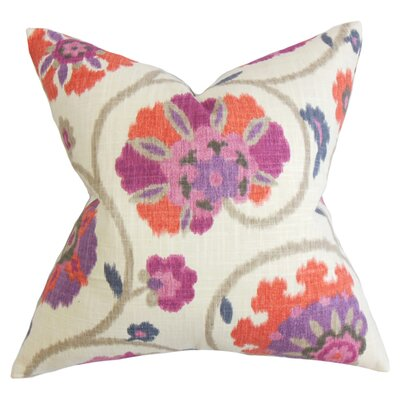 Petra Cotton Throw Pillow