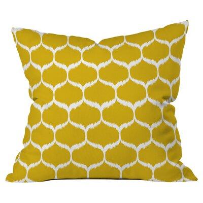 Andrea Victoria Secret Garden Pattern Outdoor Throw Pillow